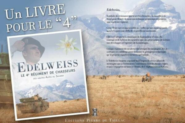 Édelweiss, le 4e régiment de chasseurs des Hautes Alpes au Sahara