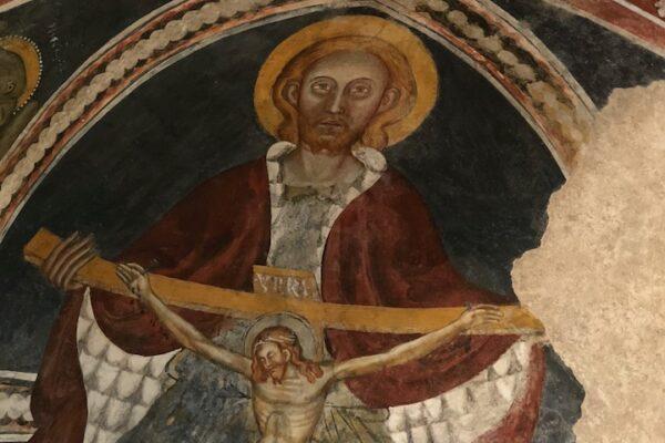Les yeux levés au ciel, Jésus priait – Homélie fin de visite pastorale du Briançonnais à Villar St Pancrace le 16 mai 2021