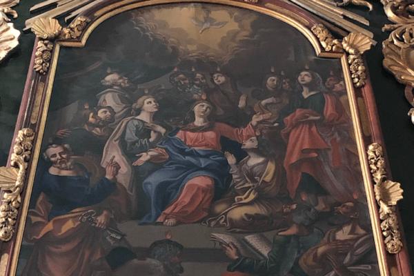 Ce matin aussi à la Collégiale de Briançon, Jésus vous fait une promesse et vous envoie en mission – homélie Ascension 13 mai 2021 – Confirmations