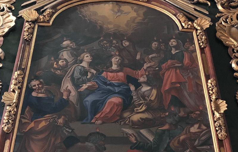 You are currently viewing Ce matin aussi à la Collégiale de Briançon, Jésus vous fait une promesse et vous envoie en mission – homélie Ascension 13 mai 2021 – Confirmations