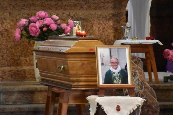 Obsèques du Père Félix Caillet