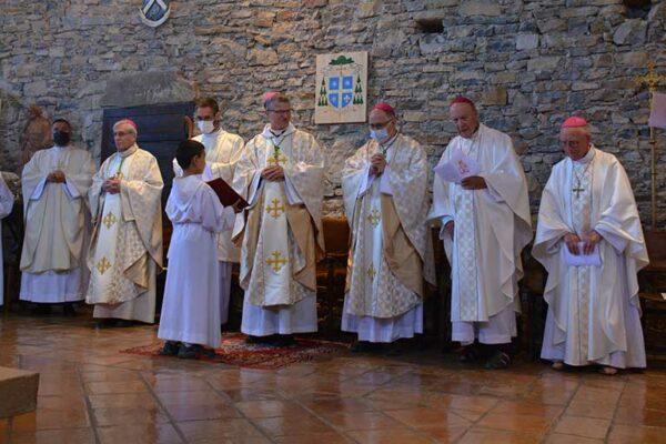 L'abbaye de Rosans a 30 ans
