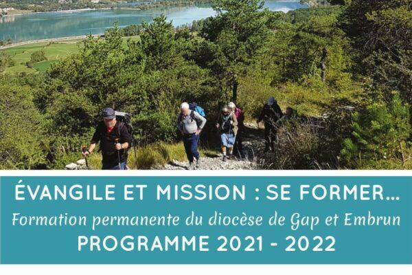 Au programme de la formation permanente pour l'année 2021-2022