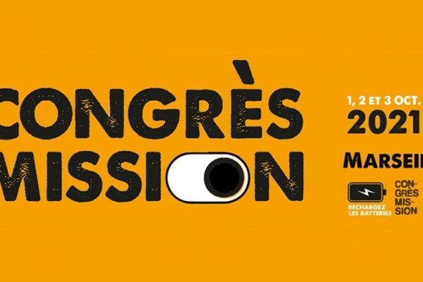 Le Congrès Mission à Marseille se prépare