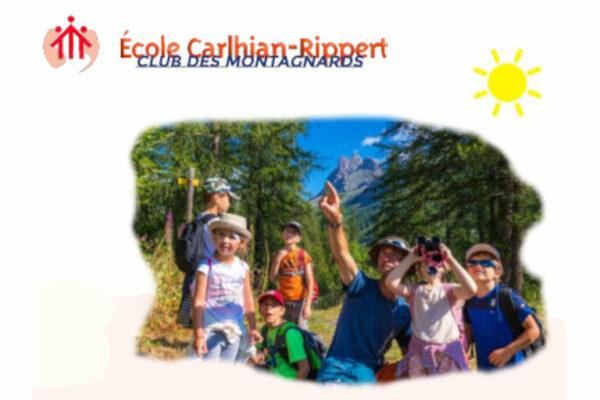 """À l'école Carlhian-Rippert, un club """"des montagnards"""" à partir de la rentrée"""