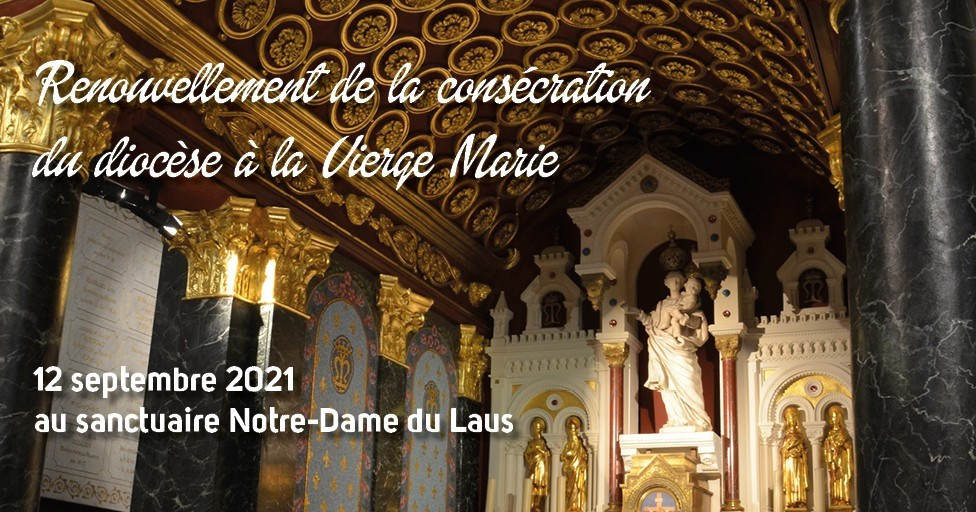 You are currently viewing Se consacrer à la Vierge Marie – 9e jour