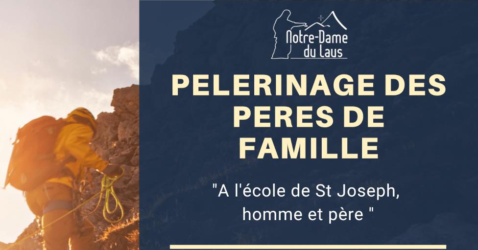 You are currently viewing Pèlerinage des pères de famille