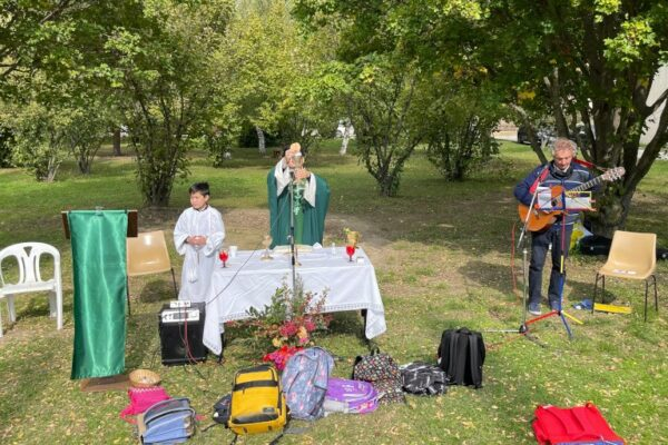 Messe de rentrée originale ce dimanche 10 octobre à La Saulce
